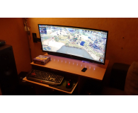 Test Acer XR382CQKBMIJQPHUZX czarny
