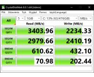 ADATA 512GB M.2 PCIe NVMe XPG SX8200 Pro (2021) - Kamil