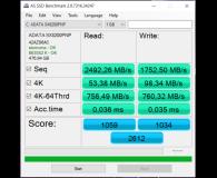 ADATA 512GB M.2 PCIe NVMe XPG SX8200 Pro - Szymon