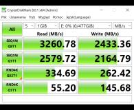 Recenzja ADATA 512GB M.2 PCIe NVMe XPG SX8200 Pro (2021)