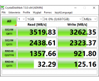 ADATA 1TB M.2 PCIe NVMe XPG SX8200 Pro  - AreQ