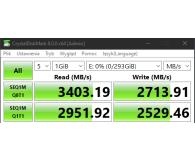 Opinia o ADATA 1TB M.2 PCIe NVMe XPG SX8200 Pro
