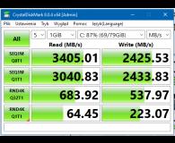 ADATA 1TB M.2 PCIe NVMe XPG SX8200 Pro (2021) - Kay