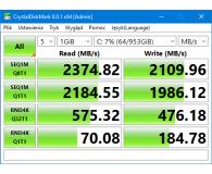 ADATA 1TB M.2 PCIe NVMe XPG SX8200 Pro (2021) - Tomasz