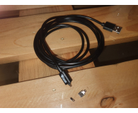Silver Monkey Kabel USB 2.0 - micro USB 2m - Dariusz
