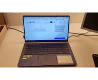Test ASUS ZenBook UX433FN i5-8265U/8GB/512PCIe/Win10