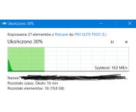 PNY Elite Portable SSD 240GB USB 3.2 Gen. 1 Czarny - Krzysztof