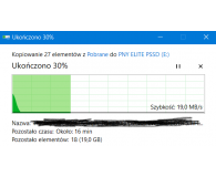 Opinia o PNY Elite Portable SSD 240GB USB 3.0