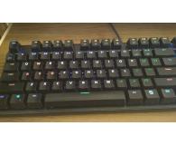 Opinia o SPC Gear GK540 Magna Kailh Brown RGB