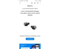 Sennheiser Momentum True Wireless czarny - Novak Maksym
