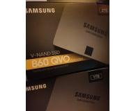 """Test Samsung 1TB 2,5"""" SATA SSD 860 QVO"""