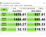 Intel 512GB M.2 PCIe NVMe 660p Series - Adam