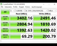 ADATA 1TB M.2 PCIe NVMe XPG GAMMIX S11 Pro  - Sławek