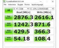 Recenzja ADATA 1TB M.2 PCIe NVMe XPG GAMMIX S11 Pro