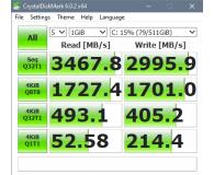 Test WD 1TB M.2 PCIe NVMe Black SN750