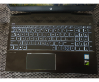Test HP Pavilion Gaming i5-8300H/8GB/240+1TB/Win10 1050Ti