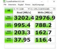 Opinia o Samsung 1TB M.2 PCIe NVMe 970 EVO Plus