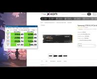 Test Samsung 1TB M.2 PCIe NVMe 970 EVO Plus