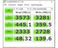 Opinia o Samsung 500GB M.2 PCIe NVMe 970 EVO Plus