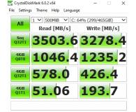 Samsung 500GB M.2 PCIe NVMe 970 EVO Plus - Grzegorz