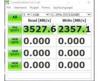 Opinia o Samsung 250GB M.2 PCIe NVMe 970 EVO Plus