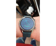 Test Huawei Watch GT Active zielony
