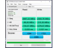 Transcend 512GB M.2 PCIe NVMe 220S  - Edziu