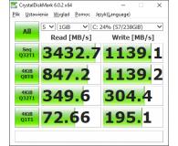 Transcend 256GB M.2 PCIe NVMe 220S  - 1zboro1