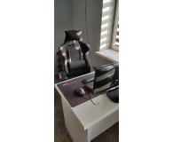 Test Silver Monkey SMG-550 (Czarny) Tkanina