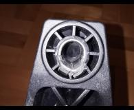 Opinia o Silver Monkey SMG-550 (Czarny) Tkanina