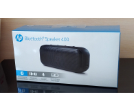 Test HP Bluetooth Speaker 400