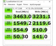 Test PNY 1TB M.2 PCIe NVMe XLR8 CS3030