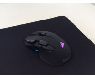 Test Corsair Ironclaw Wireless (czarny, RGB)