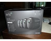 Test Netgear Arlo Ultra WiFi 4K UHD IR (4szt. + stacja alarm.)