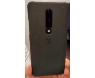 Test OnePlus Sandstone Protective Case do OnePlus 7 Pro czarny