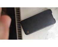 Test Nillkin Etui Skórzane Qin do Xiaomi Mi 9 SE czarny