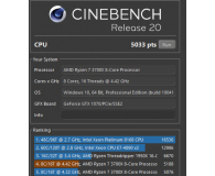 Test AMD Ryzen 7 3700X