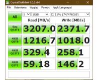 ADATA 512GB M.2 PCIe NVMe XPG SPECTRIX S40G RGB  - Utati