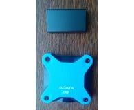 Test ADATA SD600Q 240GB USB 3.2 Gen. 1 Niebieski
