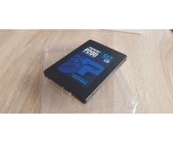 Test Patriot 512GB 2,5'' P200 SATA SSD
