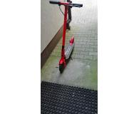 """Test Fiat F500 8,5"""" czerwona"""