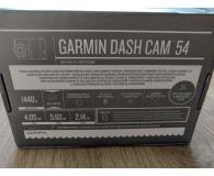 """Test Garmin Dash Cam 54 2.5K/2""""/122"""