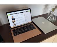 Test Apple MacBook Air i5/8GB/128/UHD 617/Mac OS Gold