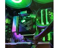 SilentiumPC Navis Evo ARGB 240 2x120mm - Alan