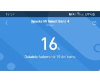 Opinia o Xiaomi Mi Band 4 czarny