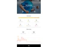 Xiaomi Mi Band 4 czarny  - Wojtek