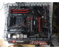Opinia o MSI B450 GAMING PLUS MAX