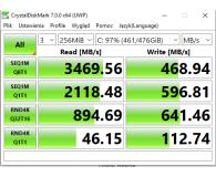Recenzja Silicon Power 512GB M.2 PCIe NVMe A80