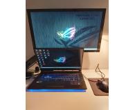 Test ASUS ROG Strix G i5-9300H/16GB/512