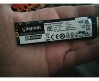 Recenzja Kingston 500GB M.2 PCIe NVMe A2000